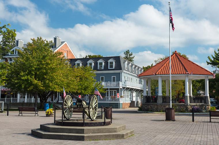 cold spring bandstand