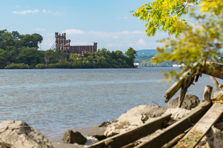 bannerman's castle off cold spring