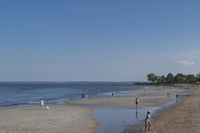 beach greenwich point park