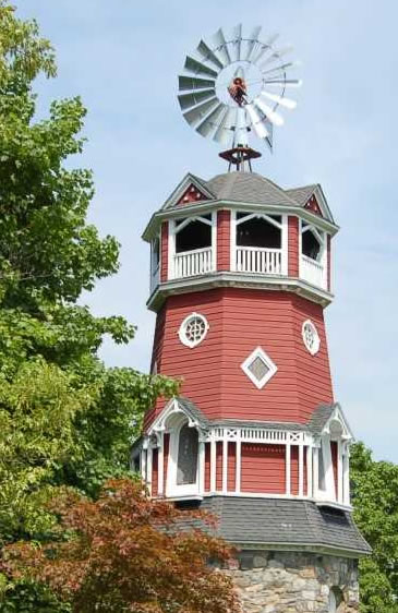 armonk red windmill
