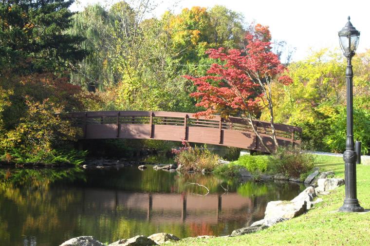 armonk footbridge