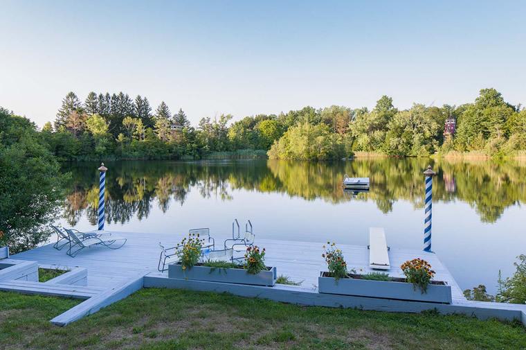 lake in armonk