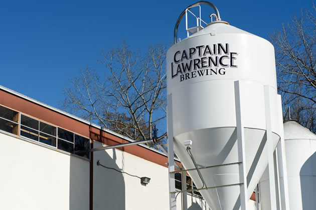 captain lawrence brewery
