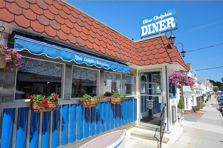 blue dolphin diner katonah
