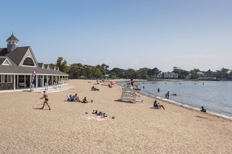 darien beach