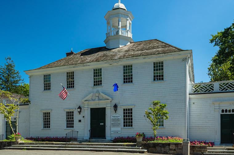 fairfield town hall