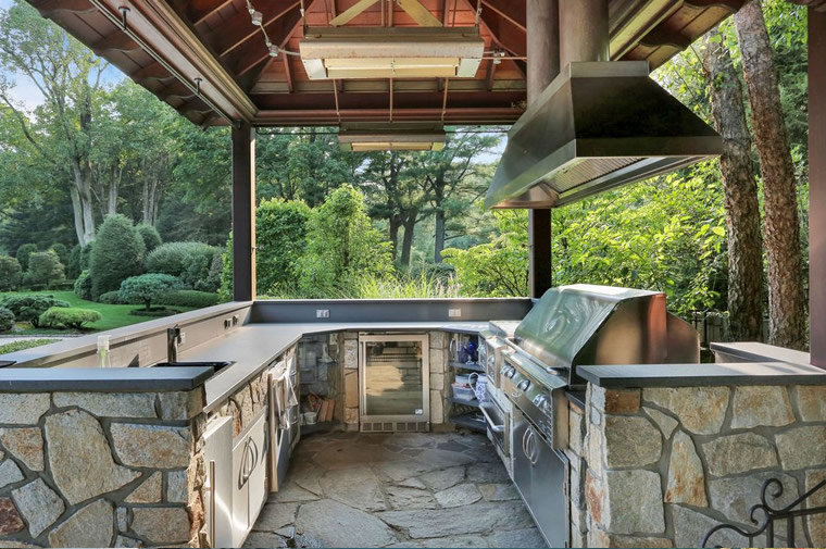 25 fox run outdoor kitchen