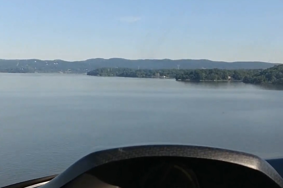 hudson river plane landing