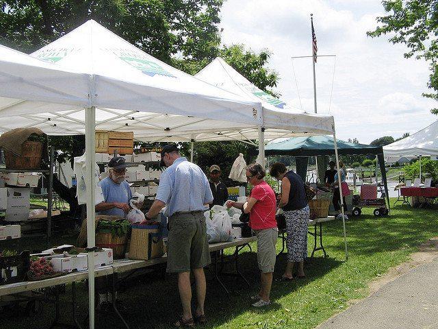 Rowayton Farmer's Market