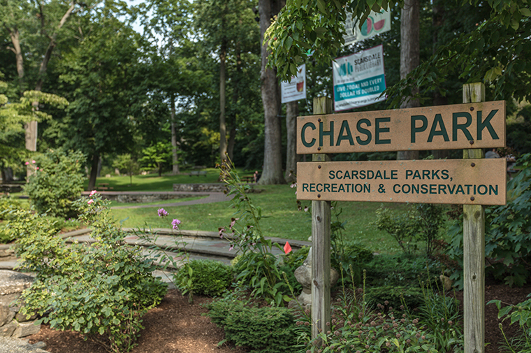 chase park scarsdale
